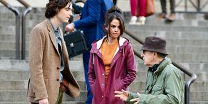 Selena Gomez en Woody Allen