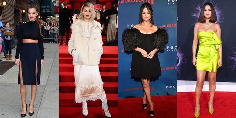 Clothing, Dress, Red carpet, Carpet, Fashion model, Cocktail dress, Fashion, Flooring, Premiere, Little black dress,