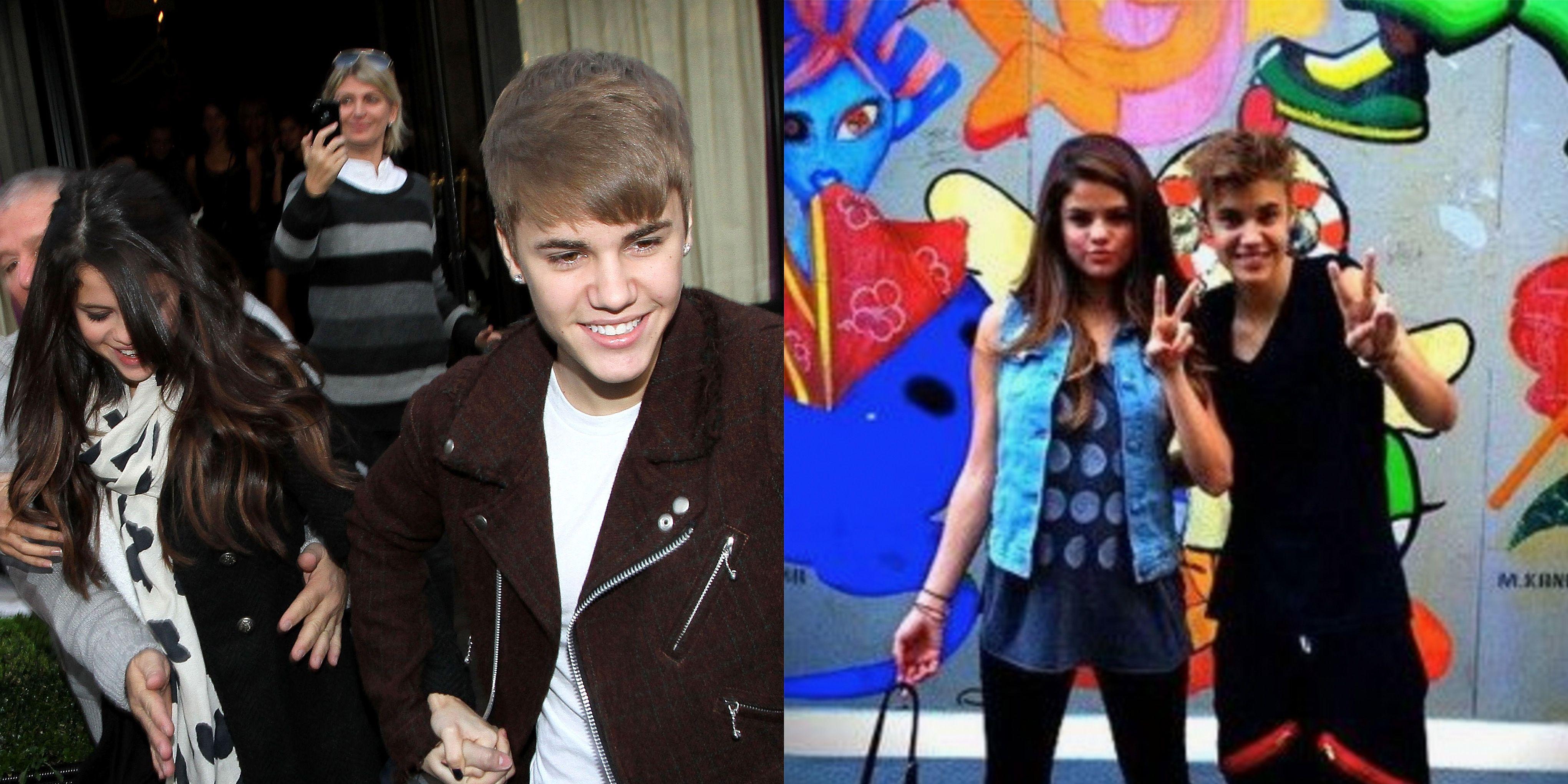 On Selena Gomez dating Justin Bieber 2013
