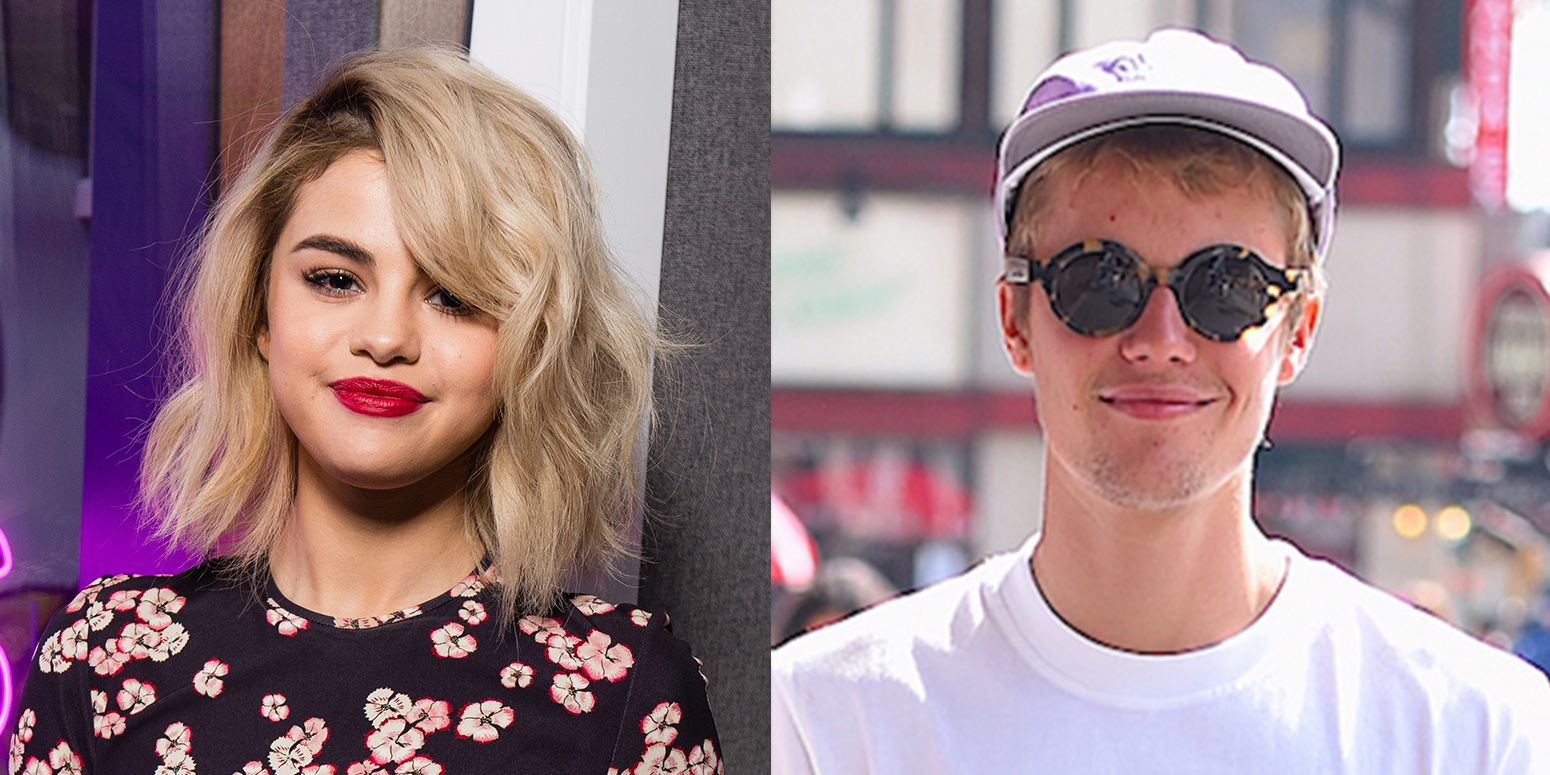 Selena Gomez and Justin Bieber arrive at LAX together