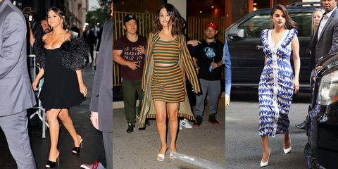 Every Outfit Selena Gomez Wore In New York City Selena Gomez June