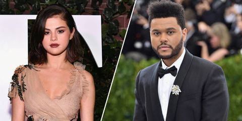Selena Gomez Unfollows The Weeknd On Instagram Abel Tesfaye And