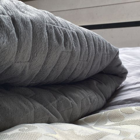 self care ideas weighted blankets