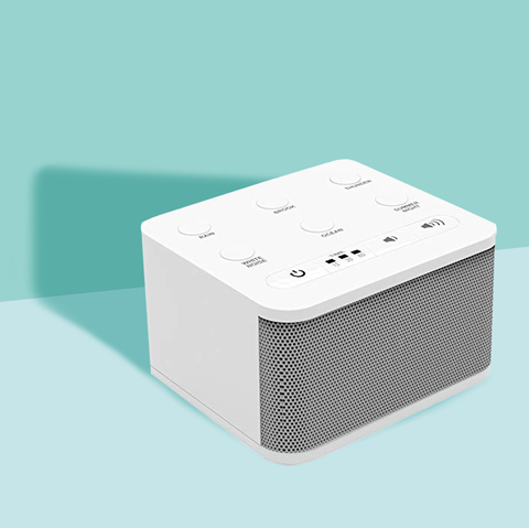 Big Red Rooster White Noise Machine Review Best Sound