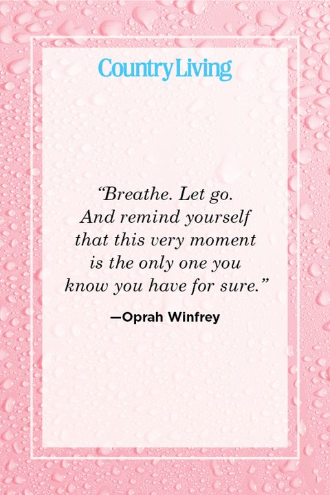 oprah winfrey quote about self care