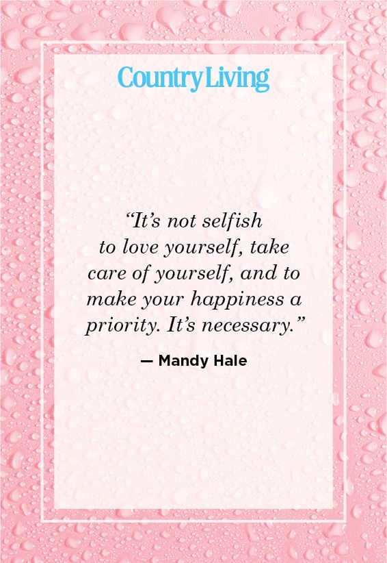 25 Inspirational Quotes Self Care Take Care Of Your Mental Health