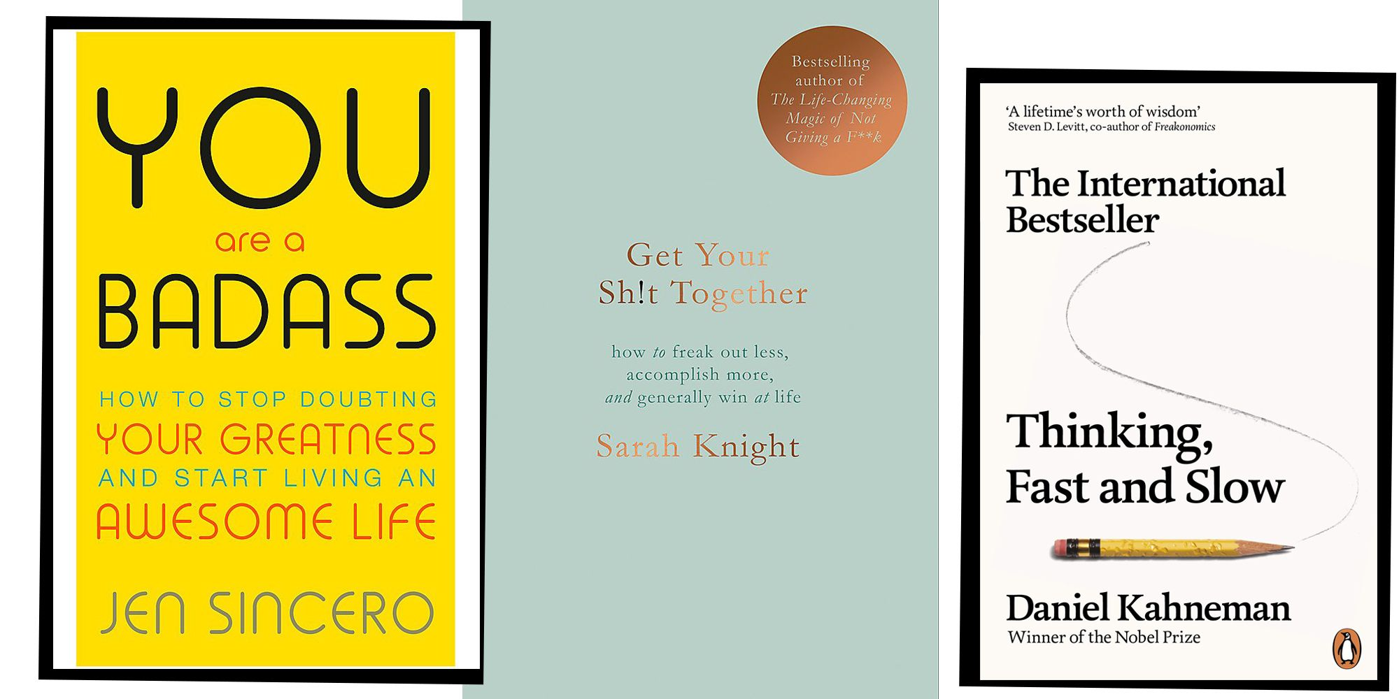 16 Most Inspiring Self-Help Books To Refresh The Way You Think
