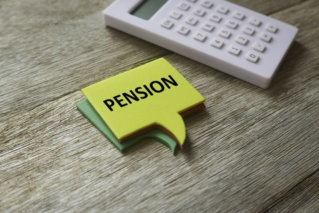pensions for self employed