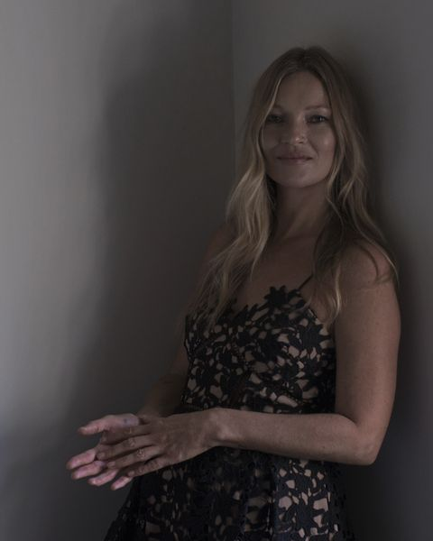 selfportrait kate moss campaign