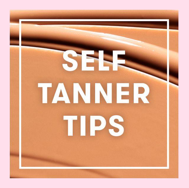 self tanner tips