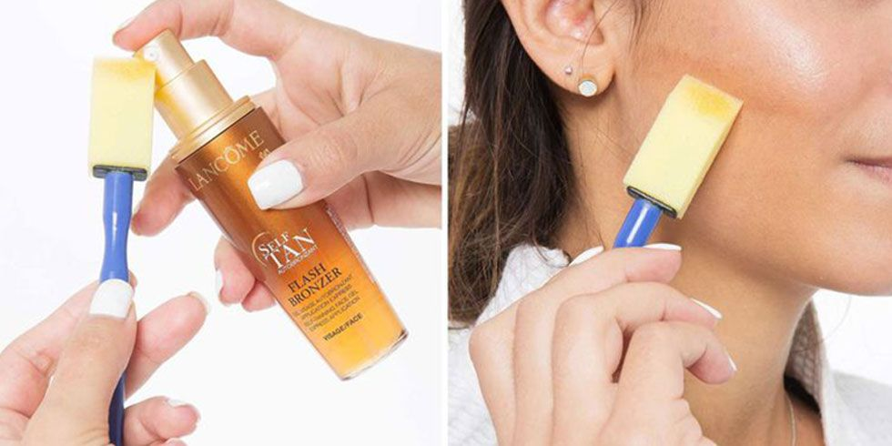 How To Use Sunless Tanning Lotion Self Tanner Tips For A Natural Glow
