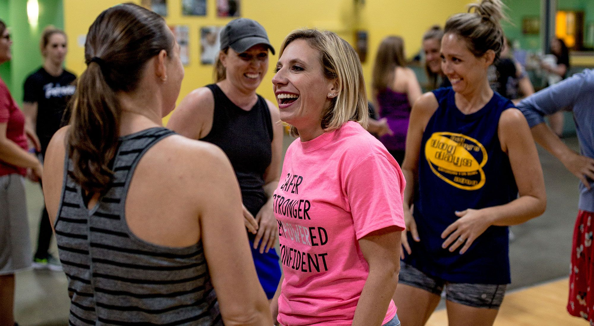 Carrie Mugridge Training Runners for Self Defense - Running and Safety