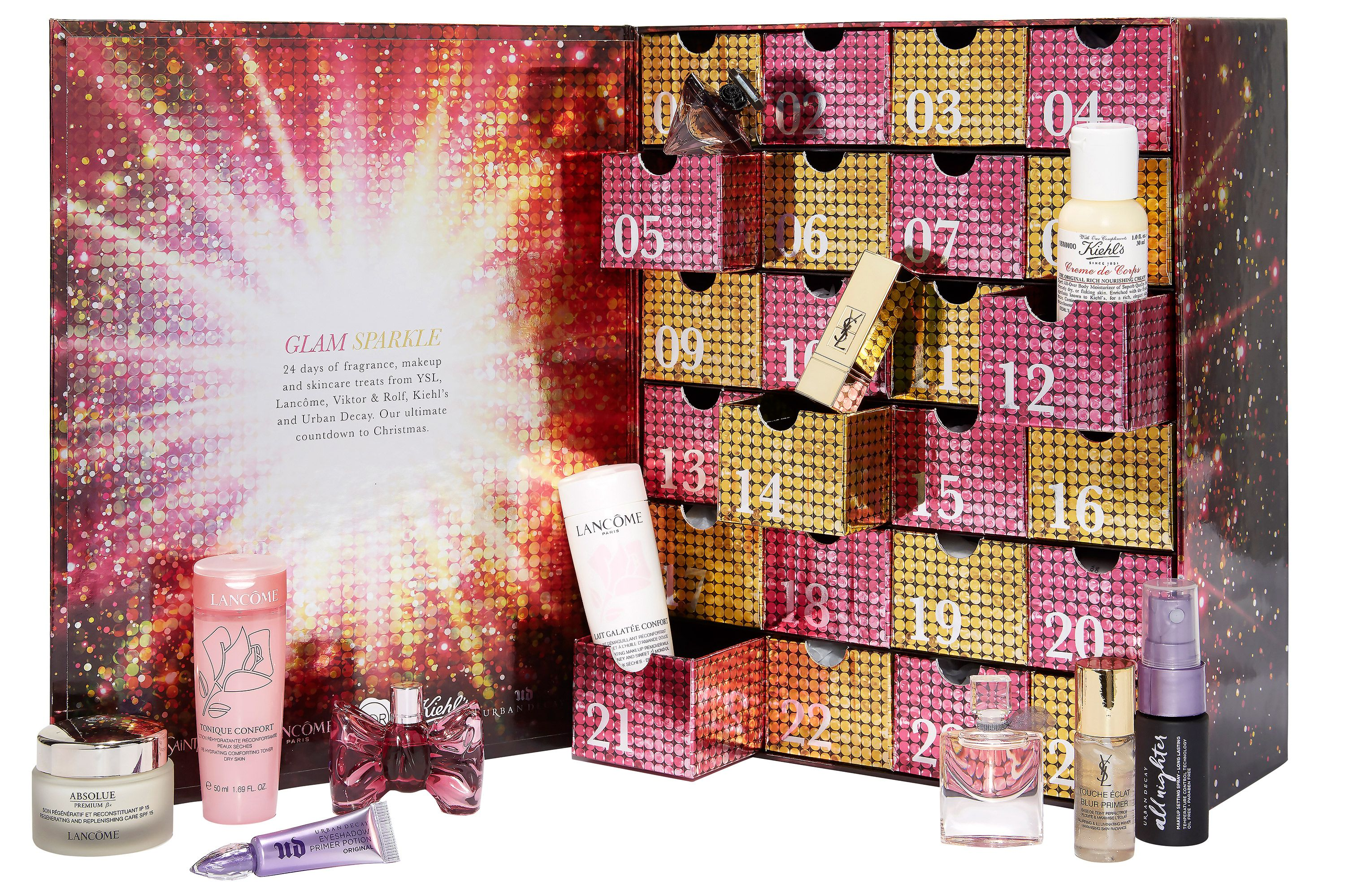 Image result for loreal luxe x selfridges advent calendar 2018