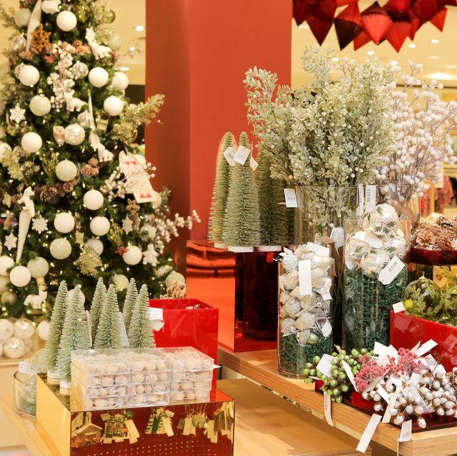 selfridges opens christmas shop 2020