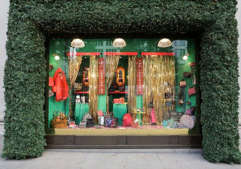 46324c1d835a Selfridges is the first department store to unveil its Christmas ...
