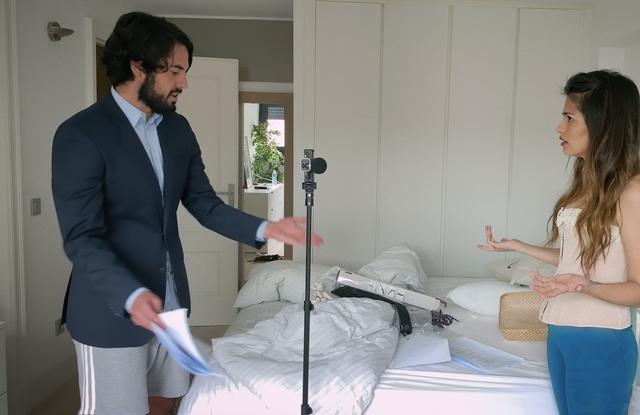 isco alarcón como actor con amazon prime video