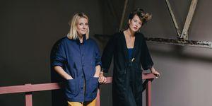Gayle Noonan and Tatjana von Stein, Photography Genevieve Lutkin