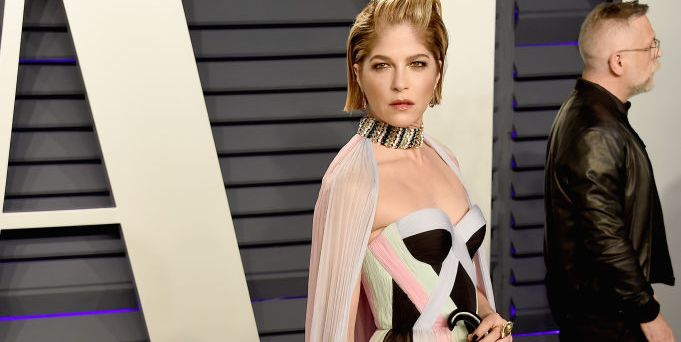 Selma Blair Wants To Create An Accessible Fashion Line For