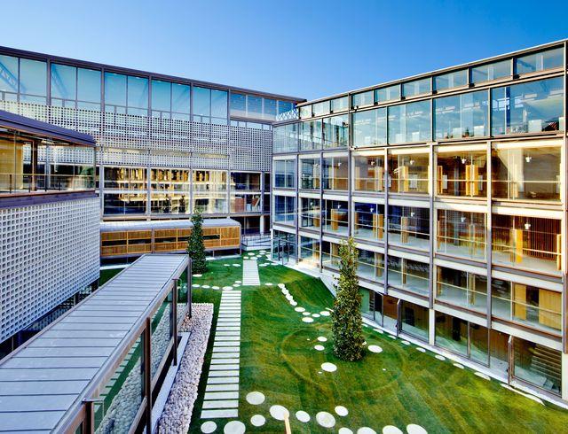 semana de la arquitectura madrid sede coam