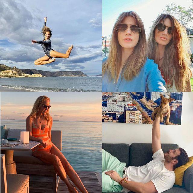 Collage, Beauty, Summer, Vacation, Fun, Photography, Leg, Photo shoot, Travel, Art,