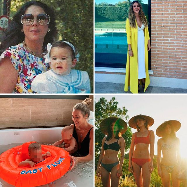 People, Yellow, Summer, Child, Collage, Vacation, Fun, Personal protective equipment, Adaptation, Outerwear,