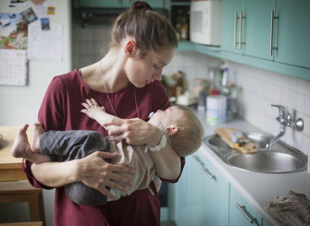 in europa sono sono 7,8 milioni le famiglie monoparentali e in in italia