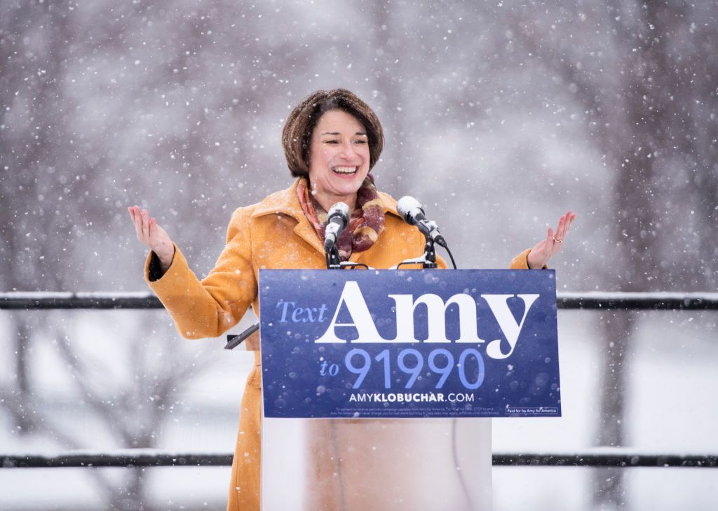 Amy Klobuchar Is Running for President in 2020. Here's Where She Stands on 9 Important Issues.