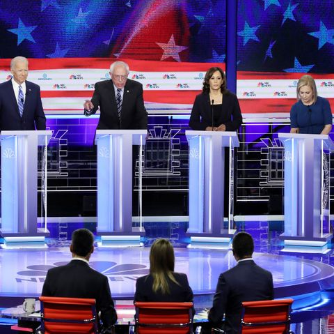 Second Democratic Debate 2019 Best Memes Best Tweets From Dem Debate 2