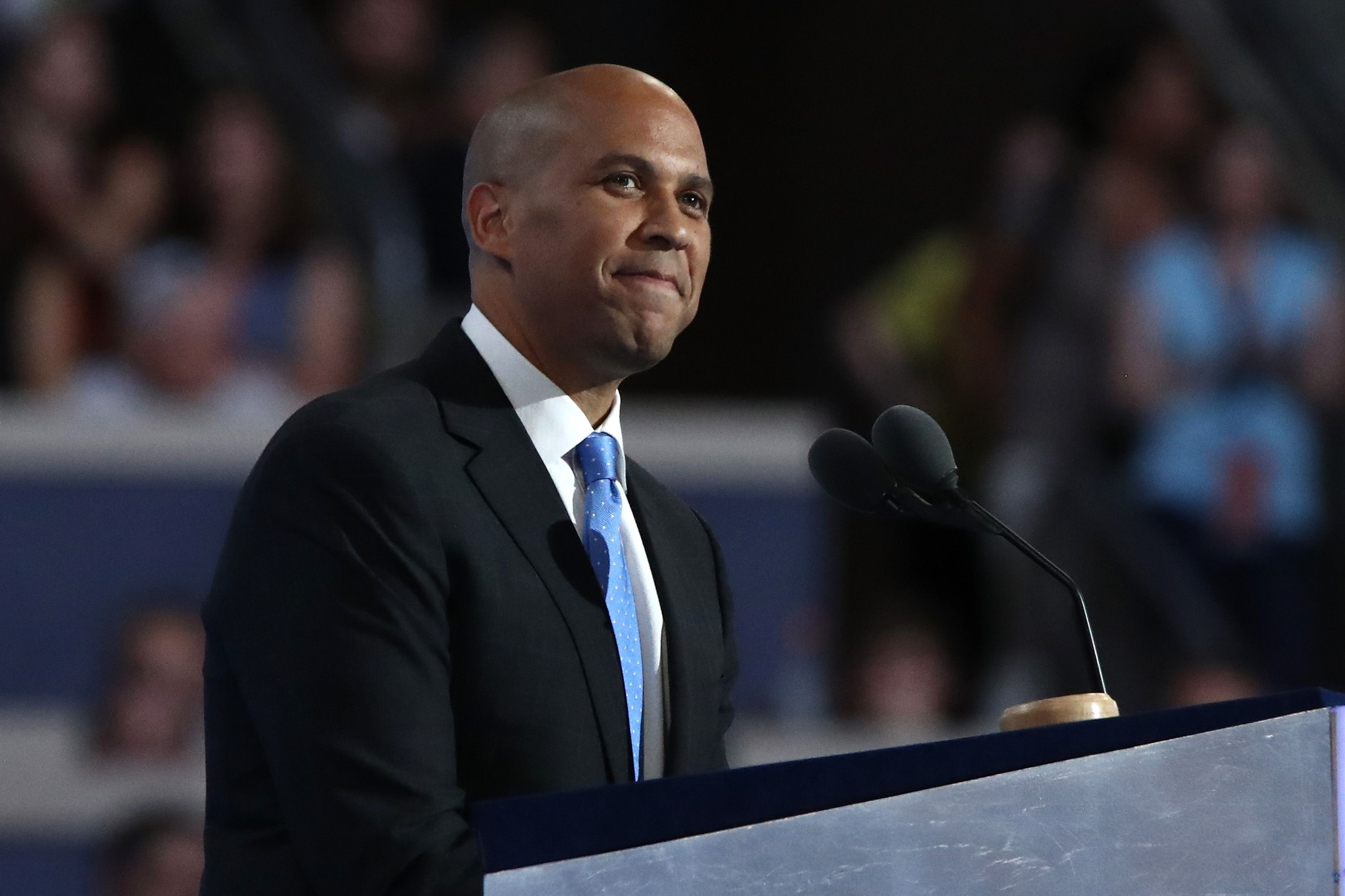 Here's Where Cory Booker Stands on 9 Important Issues