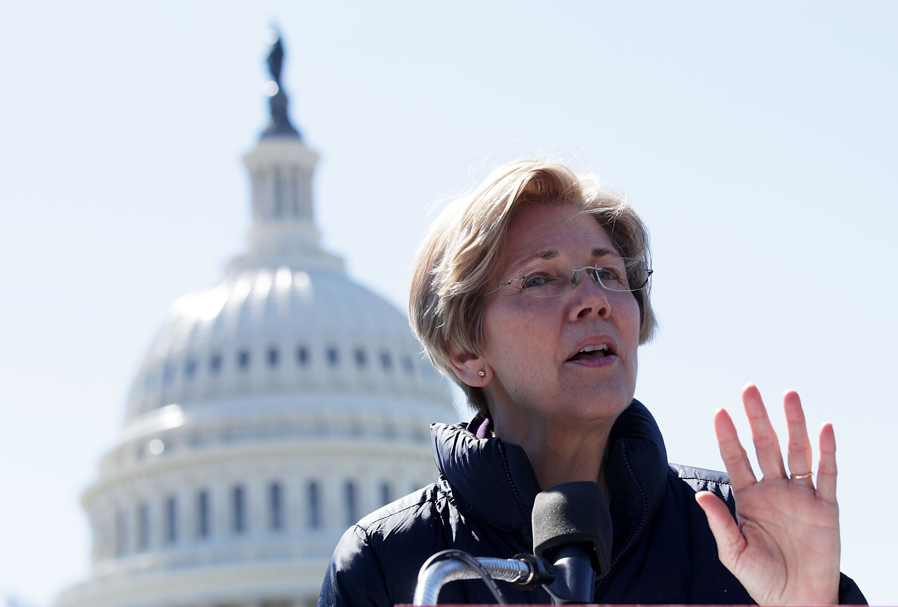 Elizabeth Warren Is Running for President in 2020. Here's Where She Stands on 9 Important Issues.