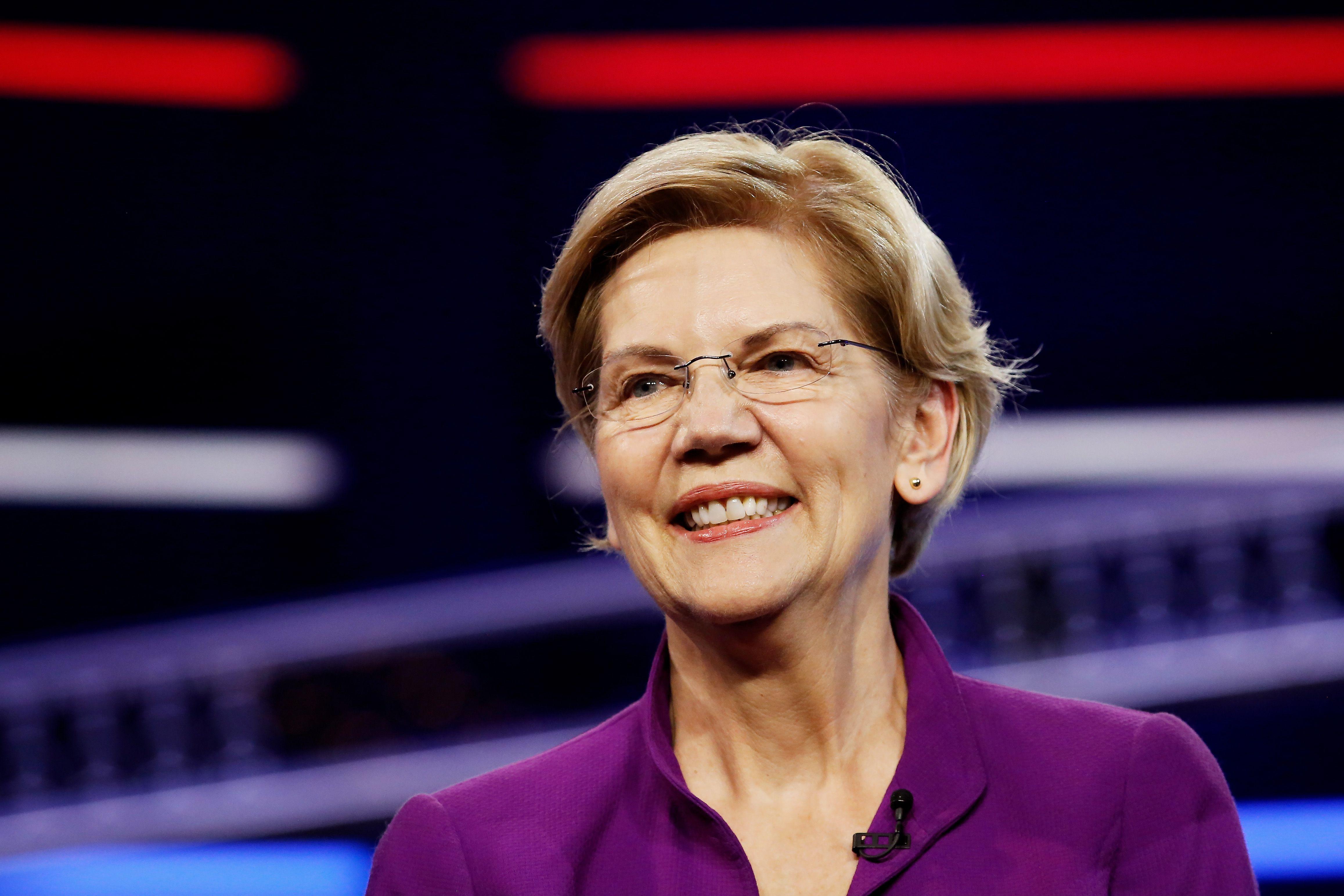 So, What's Elizabeth Warren's Plan for Gun Control?