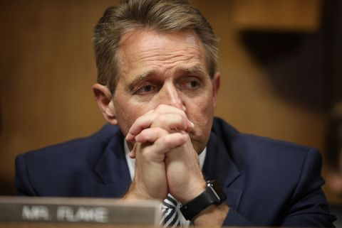 Senate Judiciary Committee Holds Vote On Brett Kavanaugh Nomination