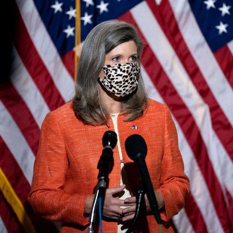 republican senators hold press conference on democrat