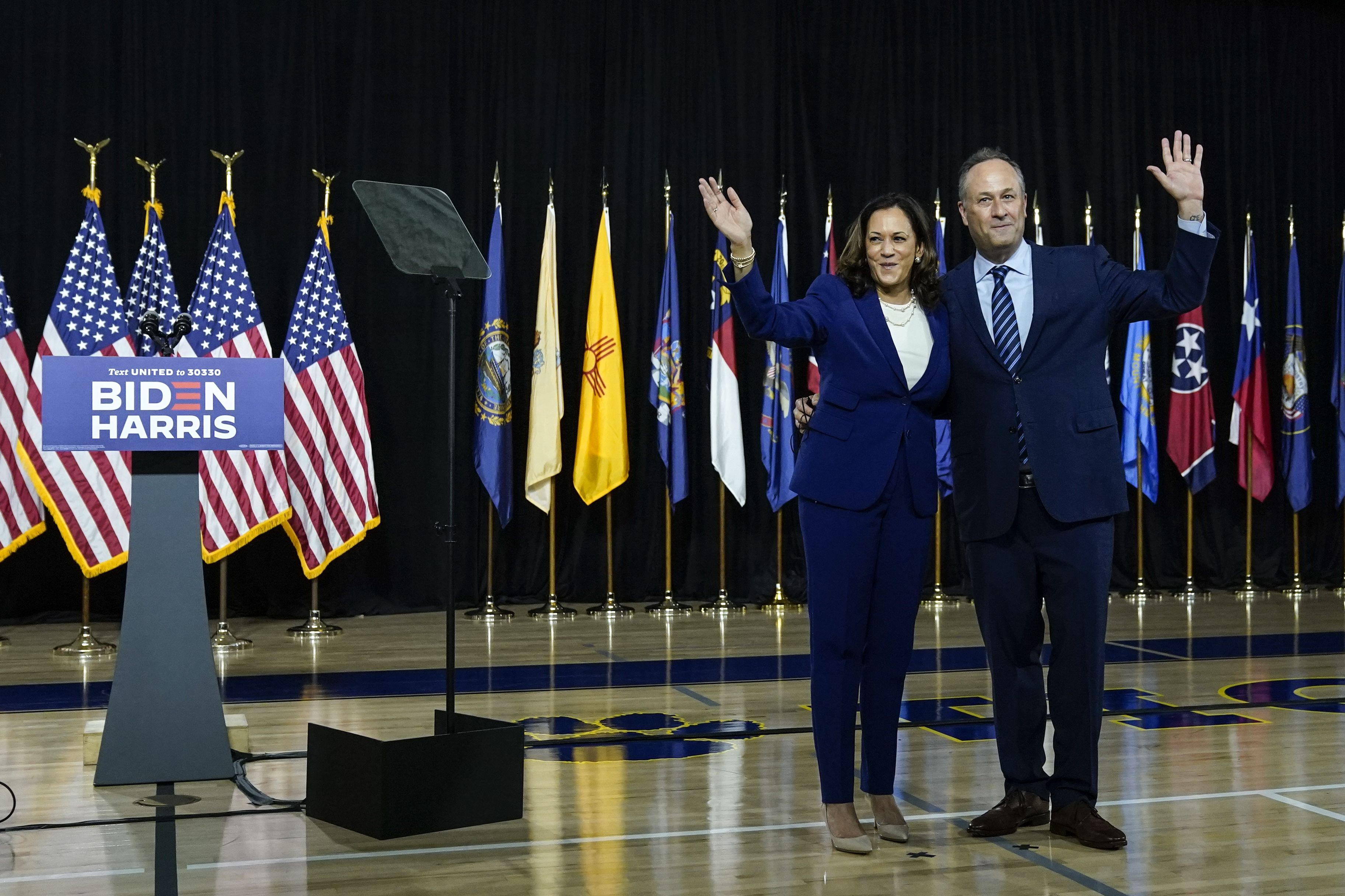 Who Is Douglas Emhoff Kamala Harris Husband Facts