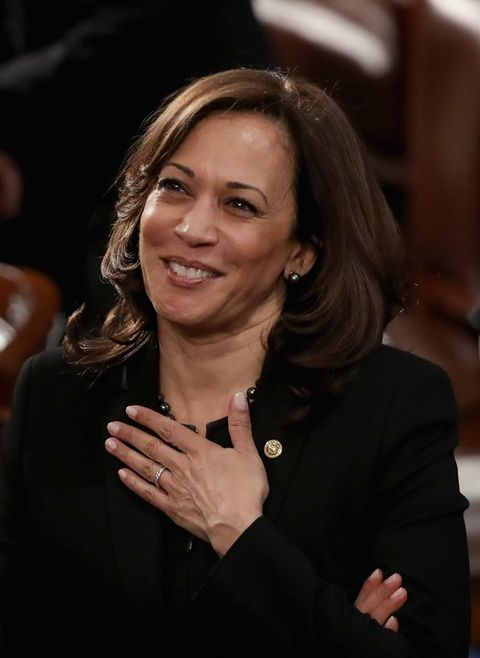 Sen Kamala Harris On Being Momala