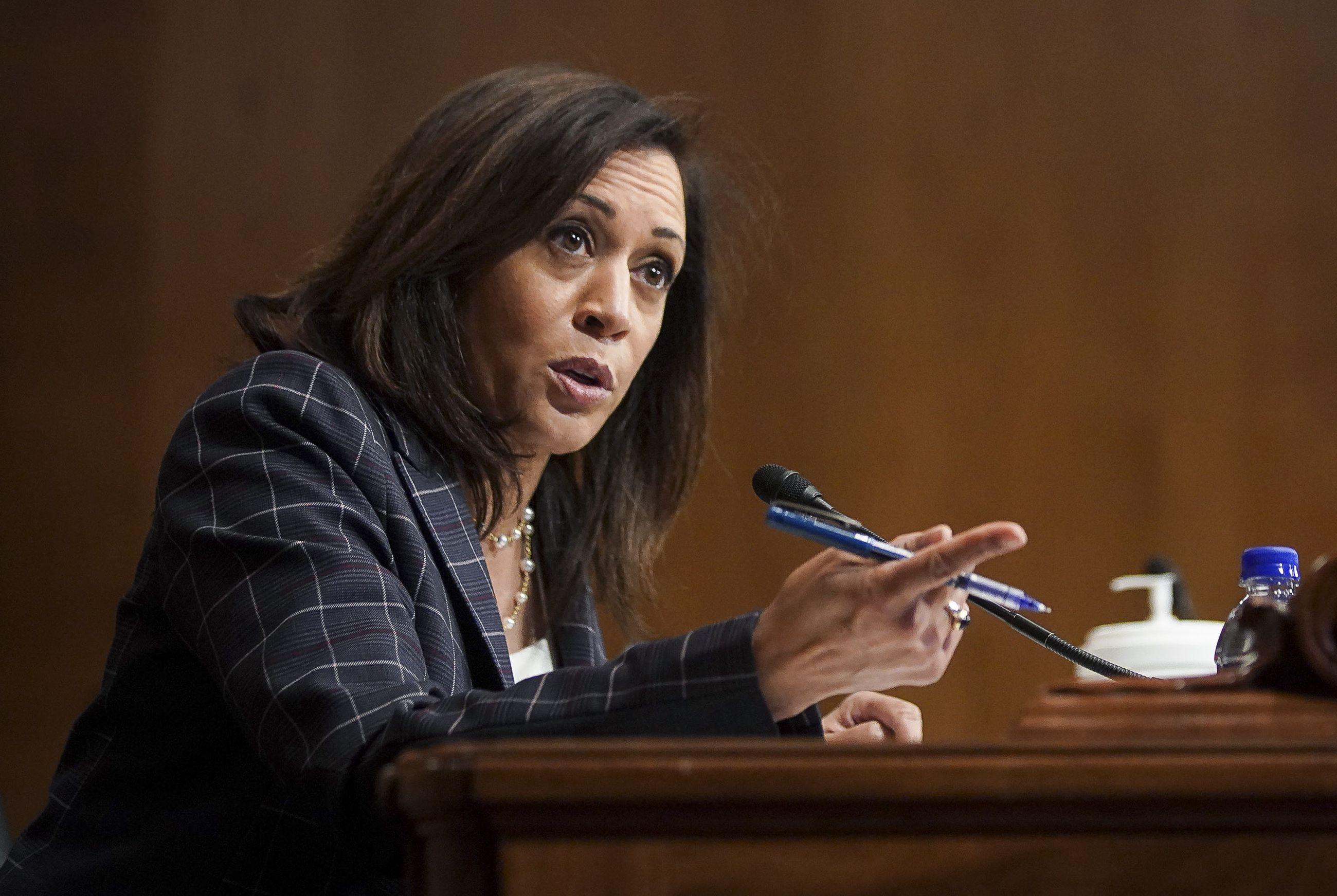 Who Will Replace Kamala Harris In The U S Senate