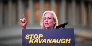 Senators Review FBI Report Ahead Of Vote On Kavanaugh Supreme Court Nomination