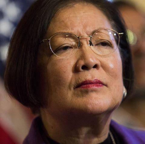 Democratic Senators Speak On President's Executive Order On Immigration