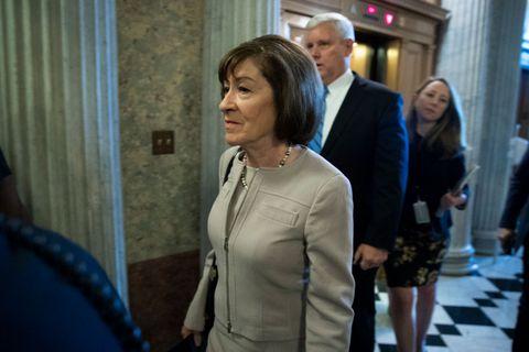 Senate Holds Cloture Vote On Judge Brett Kavanaugh's Nomination To Supreme Court