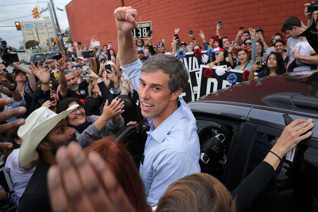 Cruz beat Beto O'Rourke and will head to the Senate for a second term.