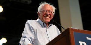 U.S. Senator and presidential candidate, Bernie Sanders,...