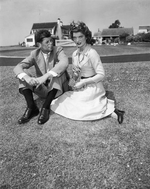 Kennedy Newlyweds