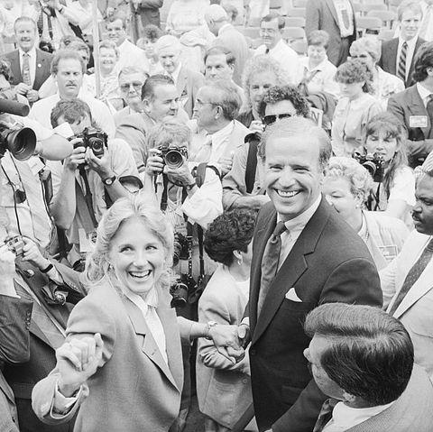 Joe And Jill Biden S Sweet History How Joe Biden Met His Wife