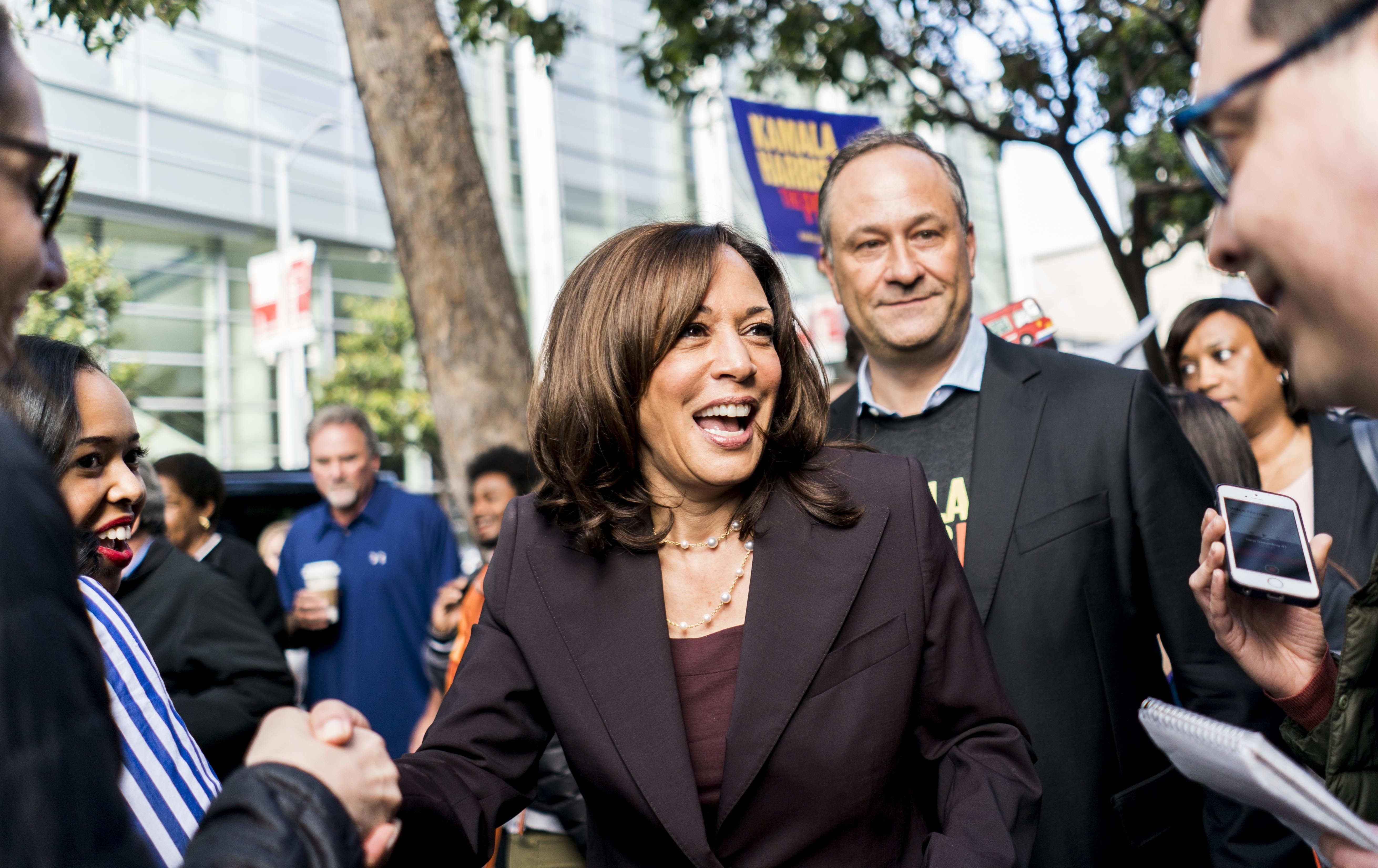 Kamala Harris Net Worth Vice President Elect Harris Husband Douglas Emhoff S Wealth