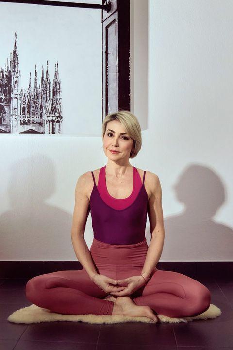 francesca senette, yoga, trybe