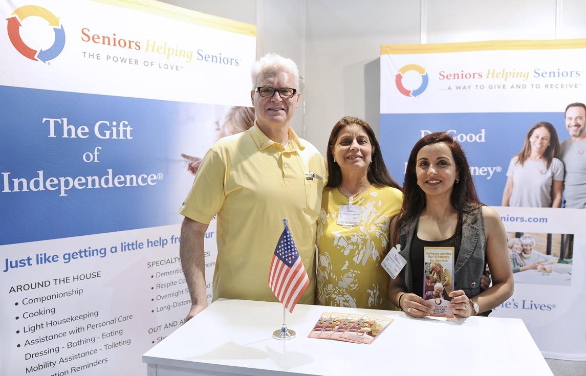 Seniors Helping Seniors: un servicio integral para el cuidado de nuestros mayores