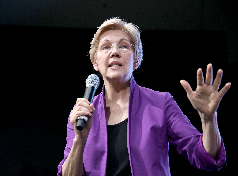 Sen. Elizabeth Warren Has a New Student-Loan Debt Plan