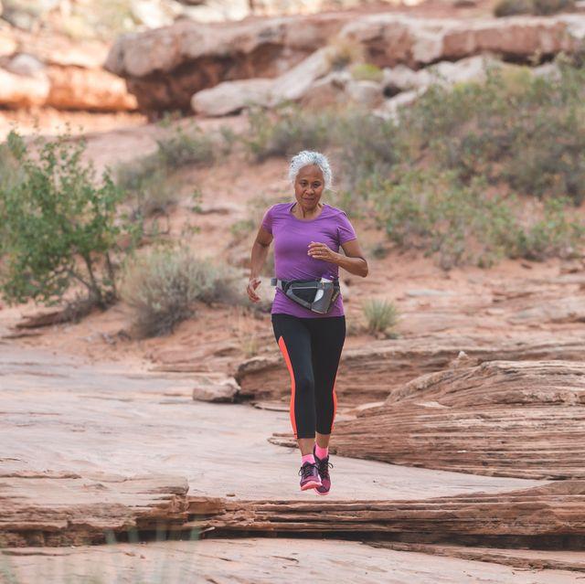 running for seniors