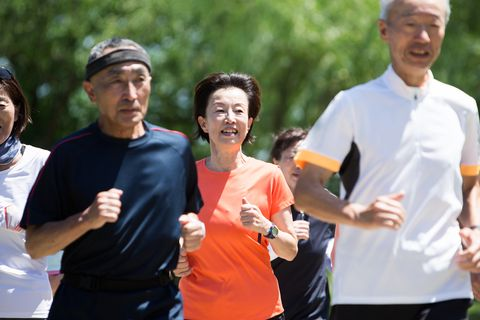 atleta, 71 años, record, mundial, media, maratón