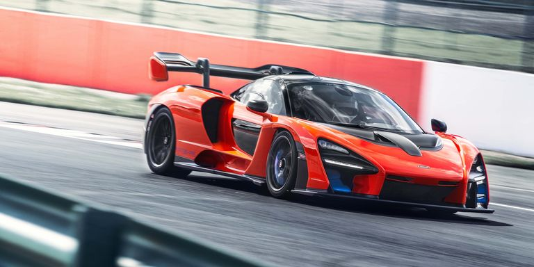 Mclaren Senna Review First Track Test Of Mclaren Senna